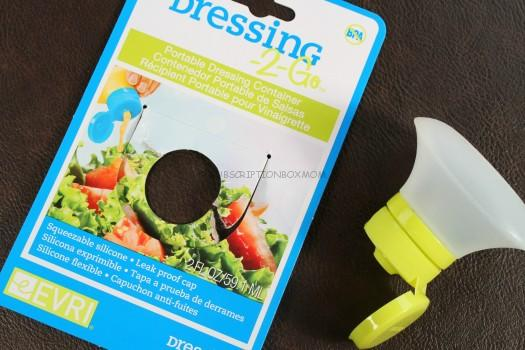 Salad Dressing Container from Evriholder