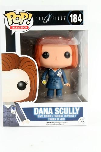 X-Files - Dana Scully FunKo