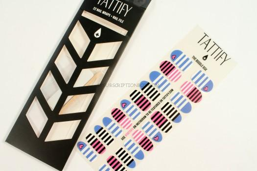 Tattify Custom Boodle Nail Wraps
