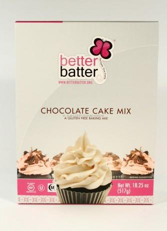 Better Batter Chocolate Cake Mix