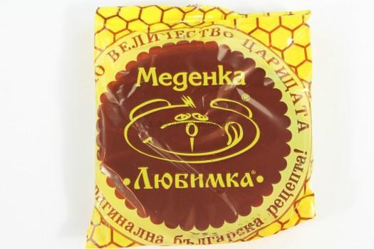 Vanilla Cake (Russia)