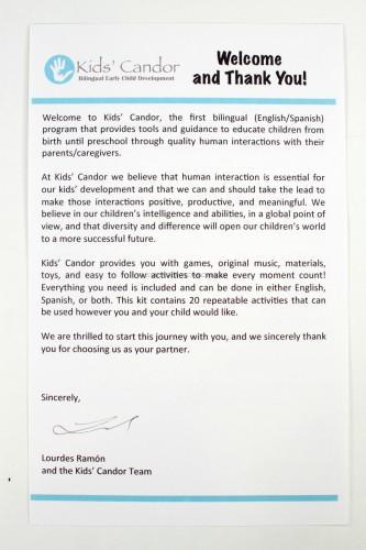Kids' Candor Mission