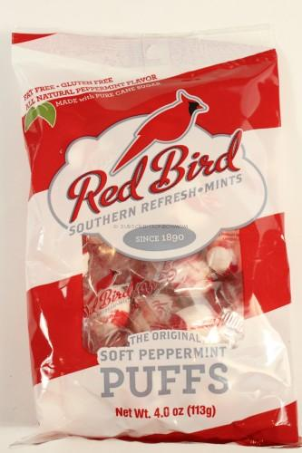 Peppermint Red Bird Candy