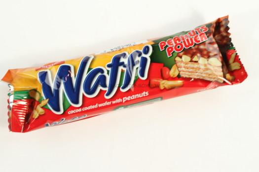 Waffi Peanut Bar (Bulgaria)