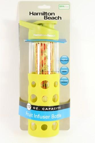 Hamilton Beach Fruit Infuser Bottle