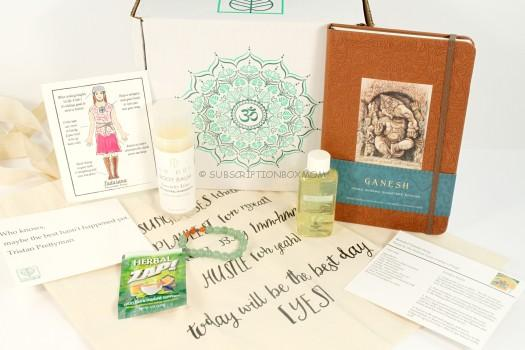 BuddhiBox January 2016 Review