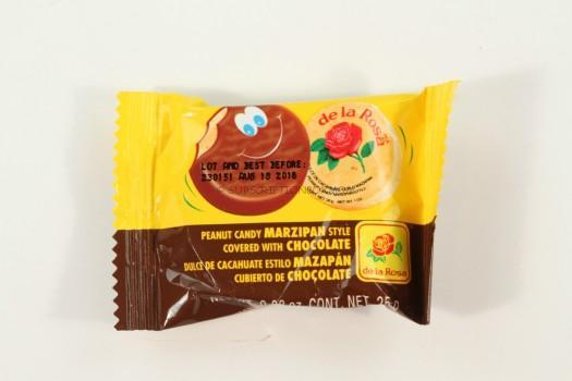 Chocolate Marzipan (Mexico)