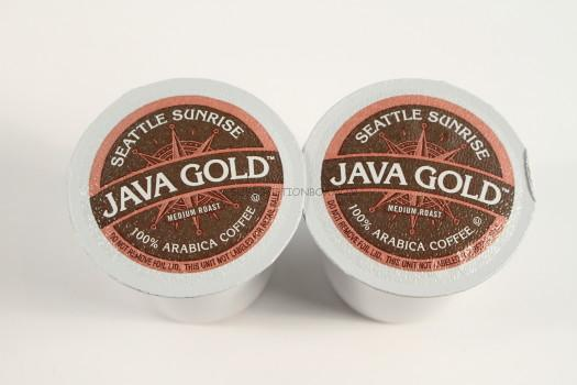 Seattle Sunrise Java Gold