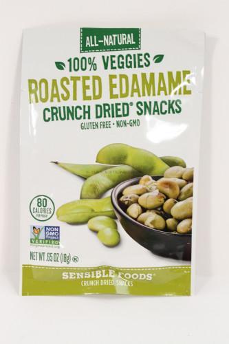 Sensible Foods Roasted Edamame