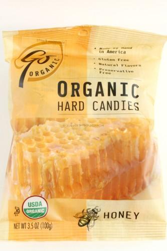 Go Organic Hard Candies