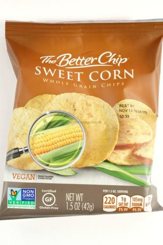The Better Chip Corn and Sea Salt Chips