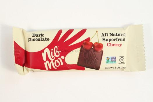 Nibmor Cherry Chocolate Bar