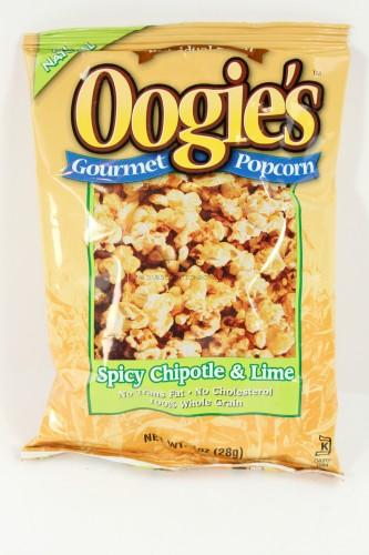 Oogie's Chipotle Lime Popcorn