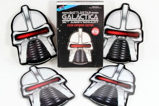 Bif Bang Pow! - Battlestar Galactica set sous-verres Cylon Centurions