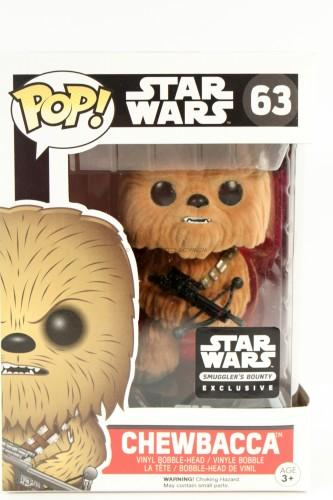 Chewbacca FUNKO POP Exclusive