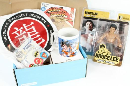 My Geek Box December 2015 Review