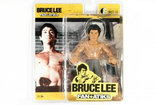 Bruce Lee Fanatiks Action Figure