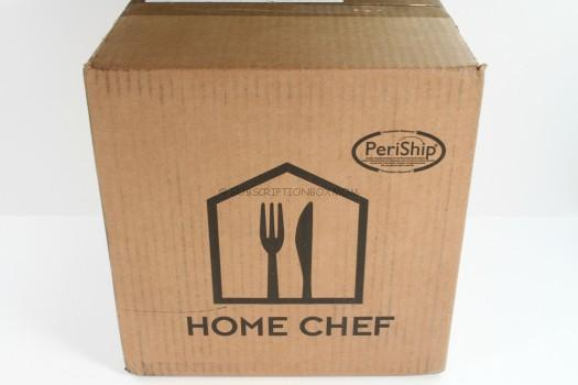Home Chef January 12, 2016 Review