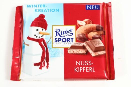 Ritter Sport Nusskipferl