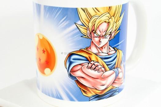 Dragonball Z Mug