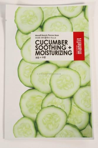 Manefit Beauty Planner Cucumber