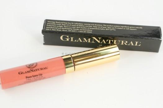 Poco Loco Lip Gloss from GlamNatural