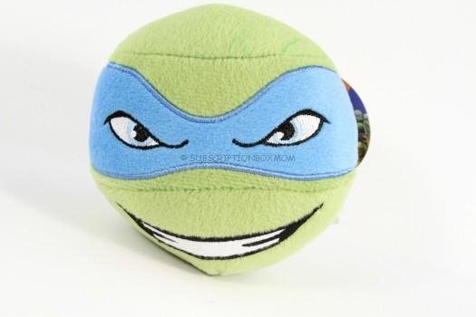 Teenage Mutant Ninja Turtle Head Plush Ball