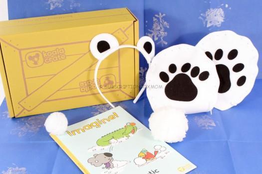 Koala Crate December 2015 Review