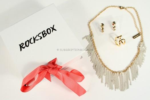 RocksBox January 2016 Review