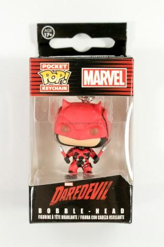 Funko Pocket Pop Keychain: Daredevil TV Action Figure