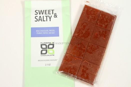 Tumbador Chocolate Sweet & Salty Bar