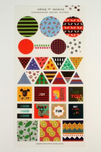 Scandinavian Stickers
