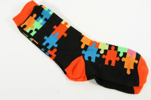 Puzzle Socks:
