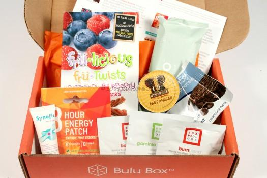 Bulu Box December 2015 Review