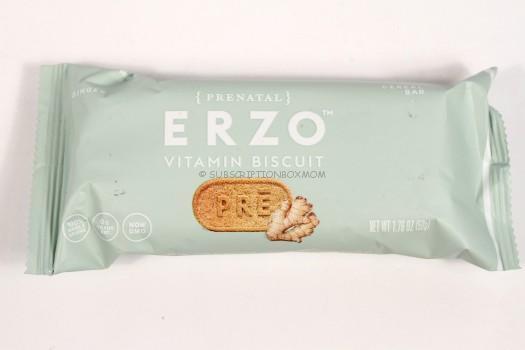 Erzo Prenatal Vitamin Biscuit