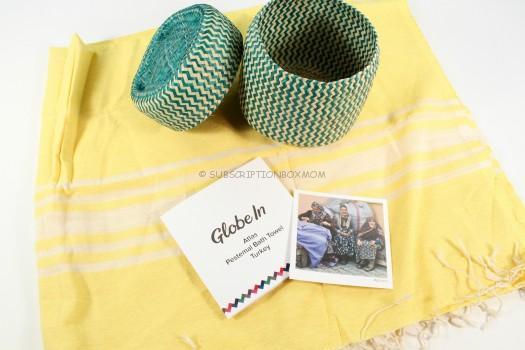 GlobeIn January 2016 Benefit Basket Review