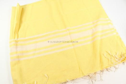 Pestemal Bath Towel