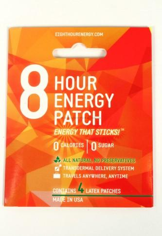 8 Hour Energy Patch