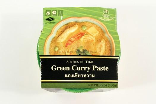 Nittaya Thai Curry Paste