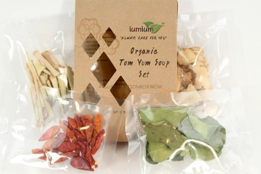 Lumium Tom Yum Soup Set