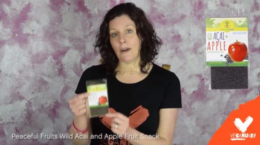 Acai Fruit Snacks