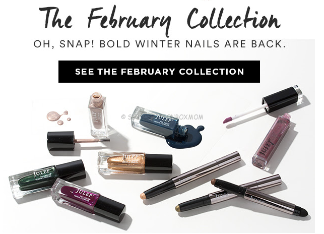 Julep Maven February Collection Reveal is Open