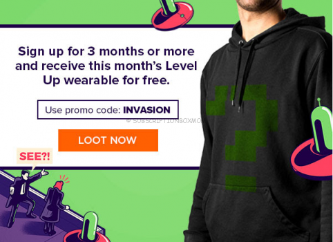 Level Up Free Wearable with 3 Month Subscription