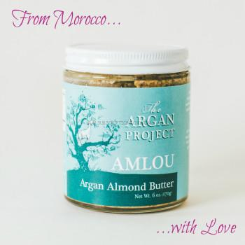 Amlou Argan Almond Butter