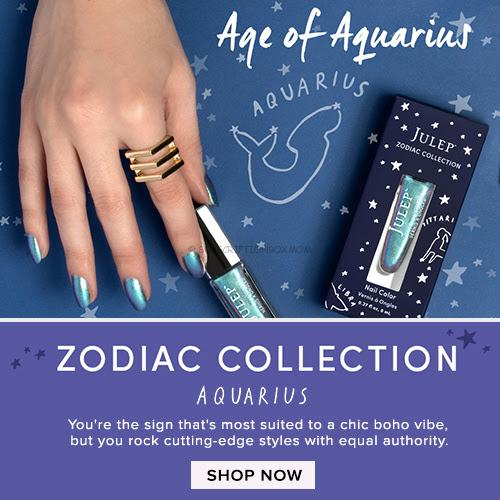 New Julep Zodiac Polish - Coupon Code + Subscription Deals