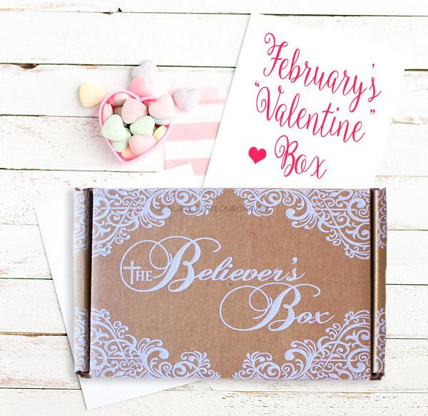 The Believer's Box February 2016 Theme Spoiler