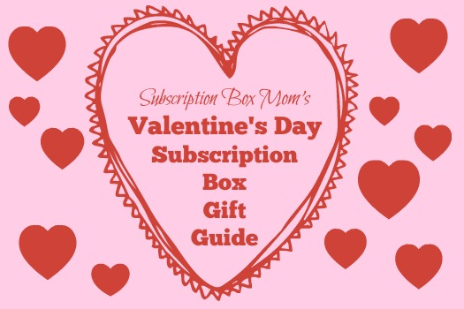 Valentine's Day Subscription Box Gift Guide 2016