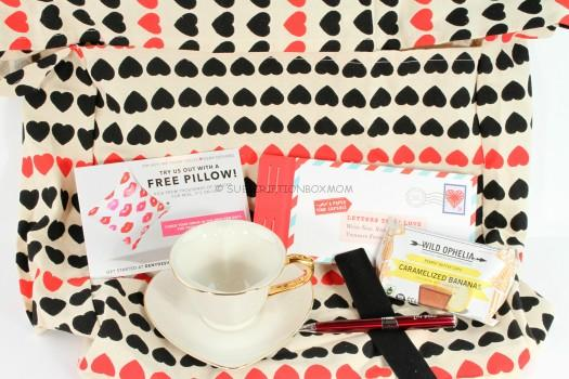Little Lace Box February 2016 Review