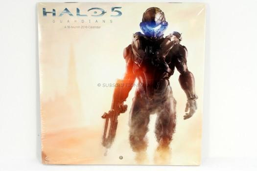 Halo 5 2016 Mini Wall Calendar