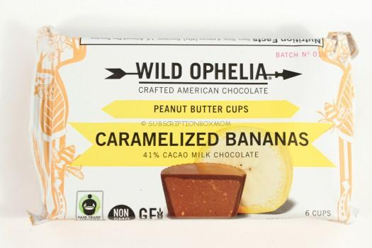 Wild Ophelia Peanut Butter Cups by Katrina Markoff
